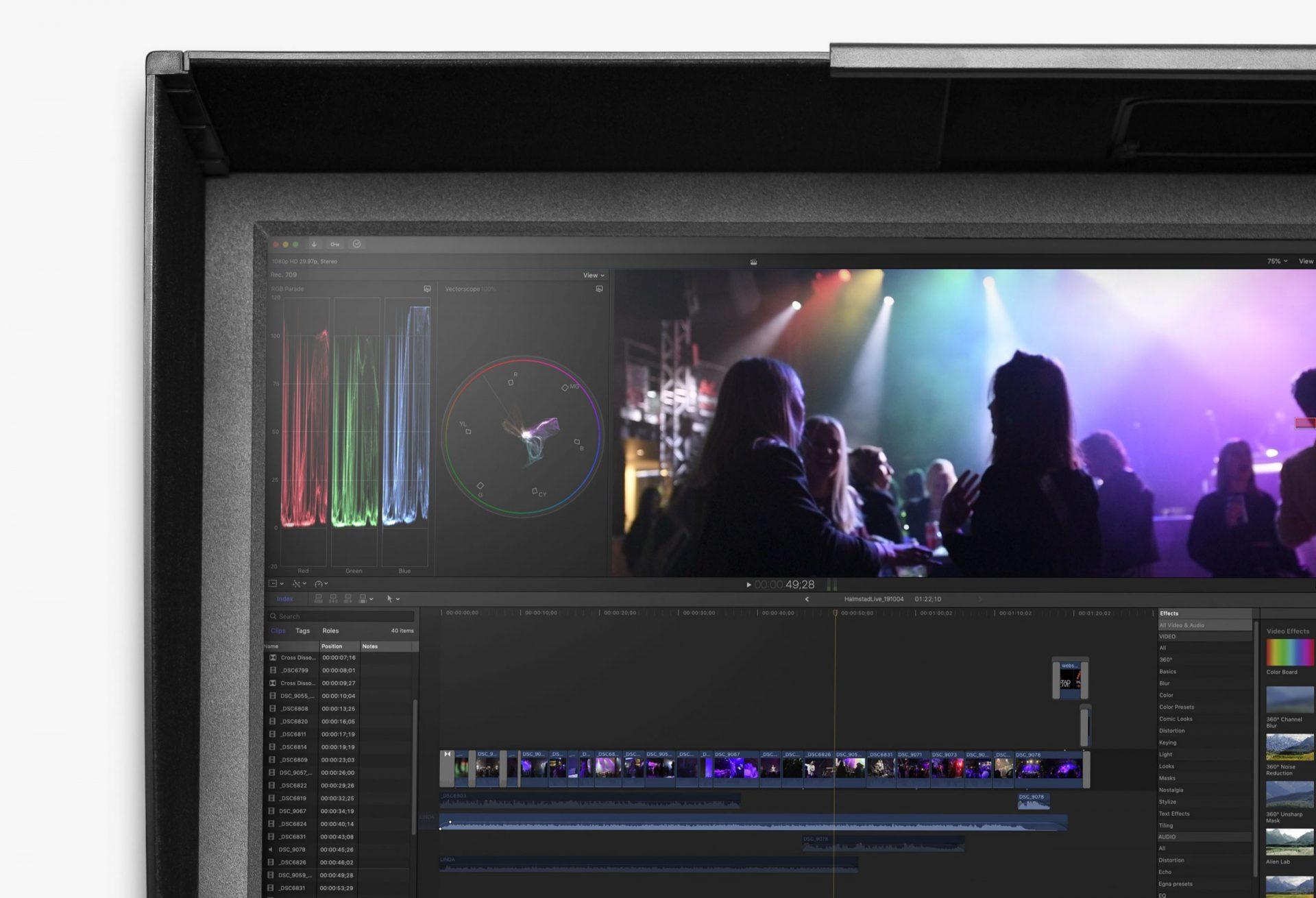 Filmredigering, filmproduktion, reklamfilm, filmare, video